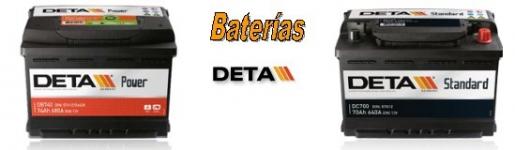 Baterias DETA - Grupo EXIDE