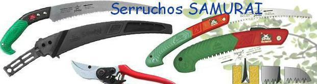Serruchos SAMURAI