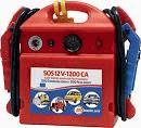 Arrancador 1200CA - Arrancador automatico de baterias serie SOS 12V/1200CA