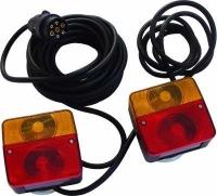 Instalacion intercambiable - Instalacion trasera intercambiable magnética.