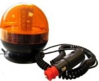 Rotativo LED Magnético - Rotativo LED magnético