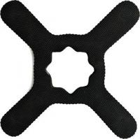Estrella de Goma Peladora - Estrella de goma universal.