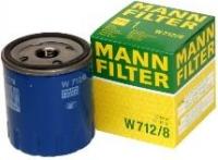 Filtro de Aceite W-712/8 - Filtro Aceite MANN