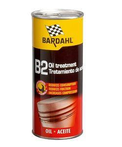 B2 Oil Treatment - Tratamiento para aceite 400ml. Bardahl.