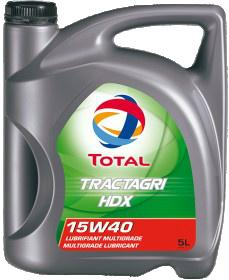 ACEITE TOTAL TRACTAGRI HDX  15W40