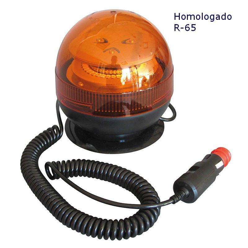 ROTATIVO LED MAGNETICO R-65