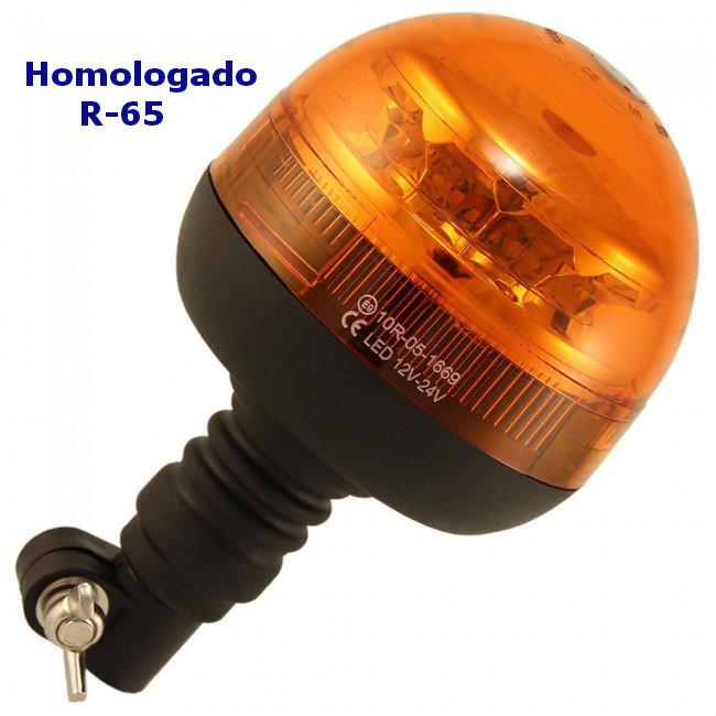 ROTATIVO LED SOPORTE R-65