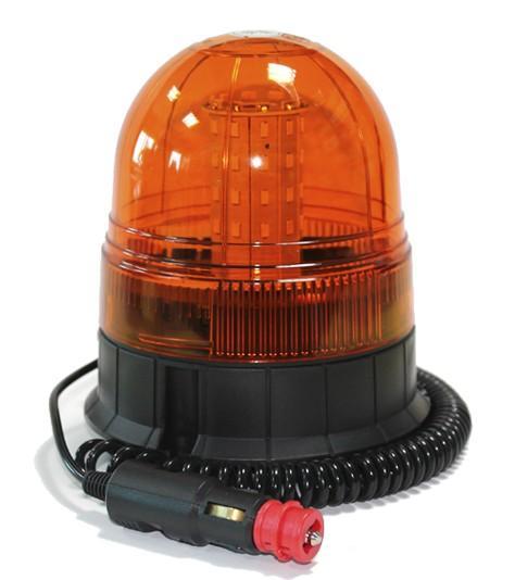 Rotativo LED Magnético - Rotativo LED con base magnetica