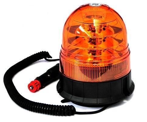 ROTATIVO LED MAGNETICO R-65 R-10 - Rotativo LED con base magnetica  R-65