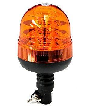 ROTATIVO LED SOPORTE R-65 R-10 - Rotativo LED Soporte Flexible  R-65