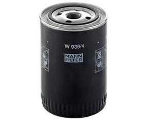 Filtro Aceite W-936/4 - Filtro MANN W-936/4 Aceite John Deere