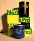 Filtros Mann - Filtros para Aceite, Aire, Gasoil, Habitaculo....