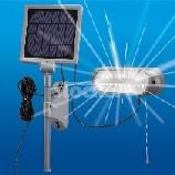 Foco Solar GARAGE - Foco Solara montaje a muro
