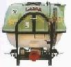 Sulfatadora - Sulfatadoras Suspendidas y Arrastradas con bombas de Piston o Membranas.