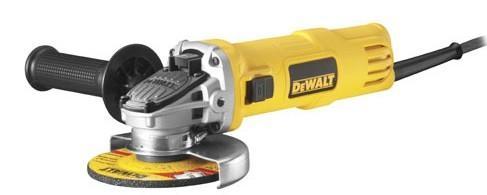 Mini Amoladora 115mm - Mini amoladora DEWALT DWE4056QS de 115 mm  y  800w